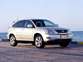 Lexus RX 300 - Urban Jungle