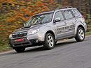 Subaru Forester 2,0D - Happy end