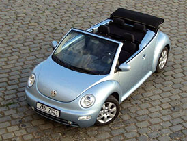 VW New Beetle Cabrio 1,6 - Ano, drahý