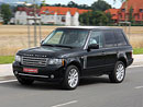 Range Rover 5,0 V8 Supercharged – Over and over
