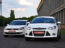Ford Focus 1,6 TDCi vs. VW Golf 1,6 TDI – Superhrdina kontra etalon