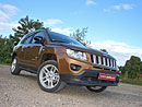 Jeep Compass 2,2 CRD – Bronzová medaile