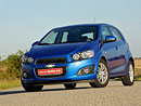 Chevrolet Aveo 1,4 16V (74 kW) – Free, cool, in
