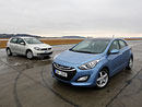Hyundai i30 1,6 GDI vs. VW Golf 1,4 TSI – Guru ve vlnobití