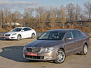 Škoda Superb 2,0 TDI 4x4 DSG vs. Opel Insignia 2,0 CDTI 4x4 AT