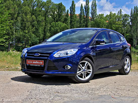 Ford Focus 1,0 EcoBoost – Downsizing dovedený do extrému