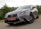 Lexus GS 350 AWD – Alles super gut