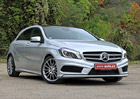 Mercedes-Benz A 250 – Star quality