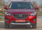 Mazda CX-5 2,0 G AT – Nebeský aktivista