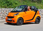 Smart Fortwo Nightorange - Barbie Lambo