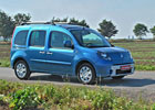 Renault Kangoo Generation 2011 Privilege 1,5 dCi - Ve vodách MPV