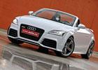 Audi TT RS Roadster – Rychle bez střechy
