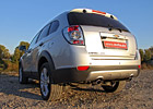 Chevrolet Captiva 2,2 VCDi AT – Poctivá amerika