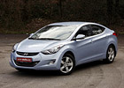 Hyundai Elantra 1,6 AT – Automatic for the people