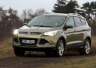 Ford Kuga 2.0 TDCi 4x4 – Zmáčkni Escape