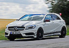 Mercedes-Benz A 45 AMG – Superman