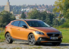 Volvo V40 Cross Country T4 AWD – Drsňák z nížiny