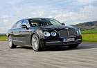 Bentley Flying Spur W12 Mulliner – Kníže kulturista