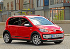 Volkswagen Cross Up! – Vzhůru do městské džungle