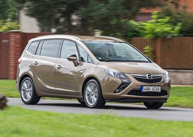 Test Opel Zafira Tourer 16 Cdti Ecoflex Estnct Ern Sud