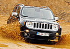 Jeep Renegade 2.0 MultiJet 4x4 – Willys by se divil
