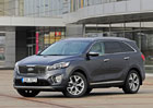 Kia Sorento 2.2 CRDi AT – Full House