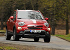Fiat 500X 2.0 Multijet 4x4 AT – Jeep má super bráchu