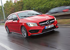 Mercedes-Benz CLA 45 AMG Shooting Brake – Kobra 11