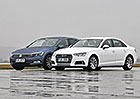Audi A4 vs. VW Passat – Luxus proti mainstreamu