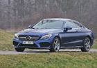 Mercedes-Benz C 220d Coupe – Hvězda Autobahnu