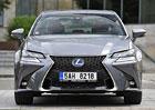 Lexus GS 450h F Sport – Hybridní predátor