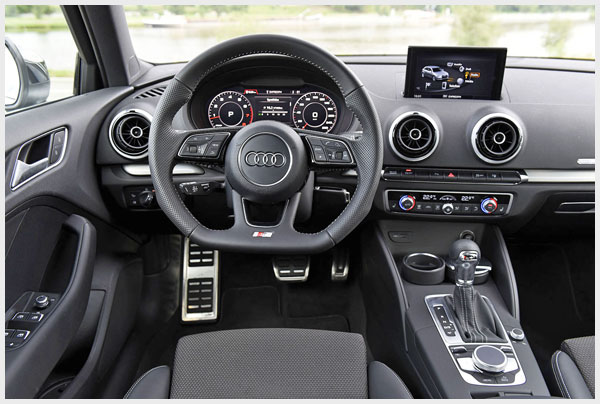 Test Audi A3 Sportback 1.4 TFSI CoD ultra S nbsp tronic – Kdo by ... b28996519e