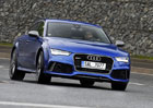 Audi RS 7 Sportback performance – Supersport s pěti dveřmi