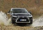 Lexus RX 200t AWD – Raději hybrid, prosím!