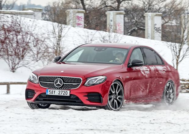 Diskuse k článku  Mercedes-AMG E 43 4Matic – Opravdu stačí ... 8efe40d47e