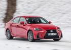 Lexus IS 300h – Dává hybridní sportovec smysl?