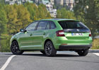 Škoda Rapid Spaceback 1.0 TSI 81 kW – Jak málo stačí