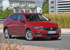Fiat Tipo hatchback 1.6 MultiJet (88 kW) – Výhodný Ital?