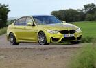 BMW M3 M Competition – Obří radost. Ale i starost...