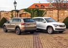 Škoda Kodiaq 2.0 TDI 110 kW AT 4x4 vs. Škoda Kodiaq 2.0 TDI 140 kW AT 4x4  – Cena za půl sekundy