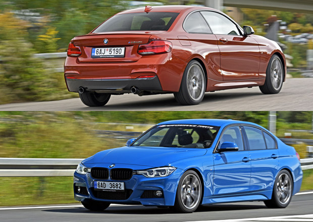 BMW M240i vs. 340i – Hledá se nejlepší sportovní bavorák současnosti