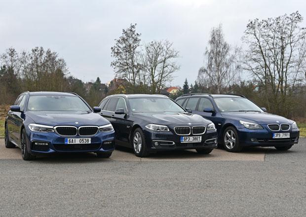 BMW 530d Touring – Opravdu je ve všem lepší než předchůdci?