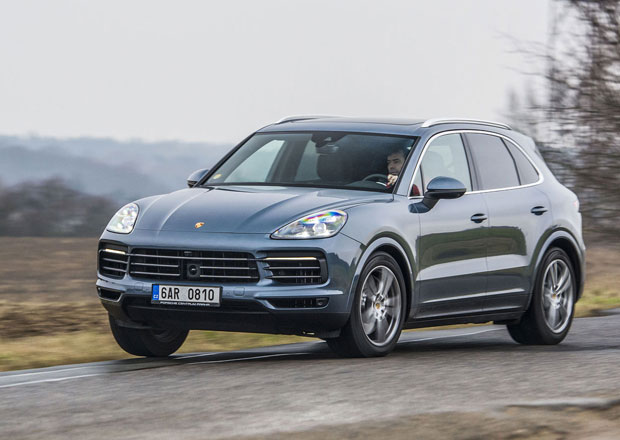 Porsche Cayenne S – Ferdinand měl pravdu!