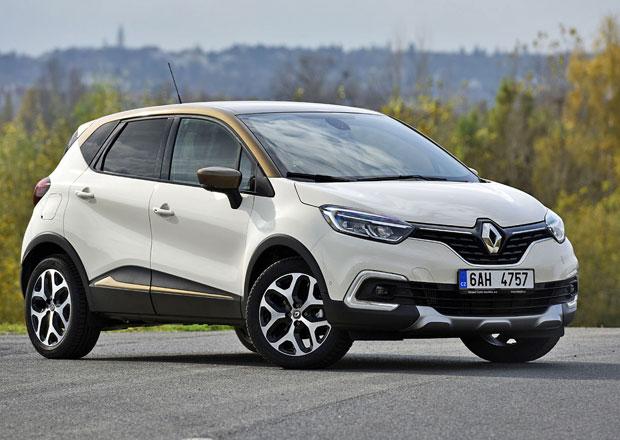 Renault Captur dCi 110 X-MOD – Zkus mě rozesmát