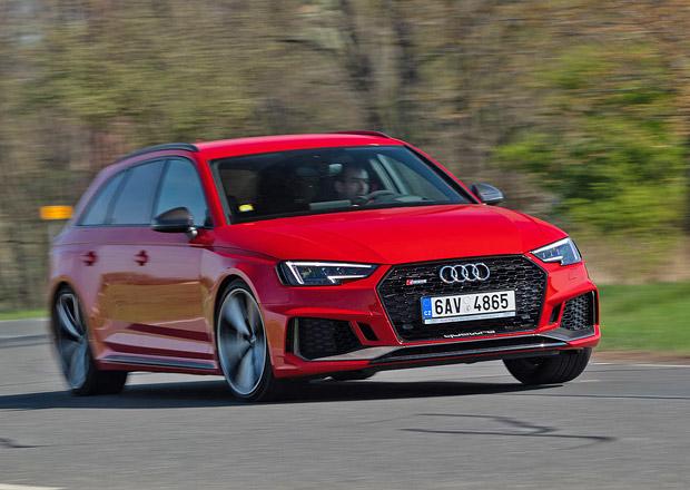 Audi RS 4 Avant – Jak se efektivně zabít