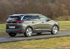 Závěr dlouhodobého testu: Peugeot 5008 2.0 BlueHDi 133 kW EAT6 GT