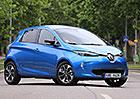 Renault Zoe R90 – Na elektřinu do Brna a zpátky?