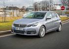Start letního dlouhodobého testu – Peugeot 308 1.5 BlueHDi 96 kW MAN6