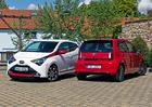 Škoda Citigo vs. Toyota Aygo - Odlišný přístup