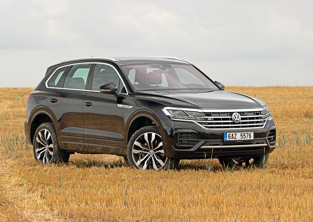 Volkswagen Touareg 3.0 TDI 4Motion – S technikou těch nejlepších